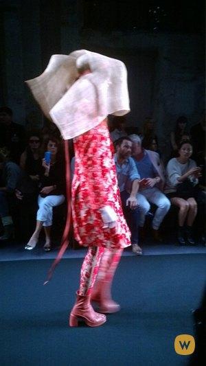 Прямой репортаж  с Paris Fashion Week:  День 3. Изображение № 19.
