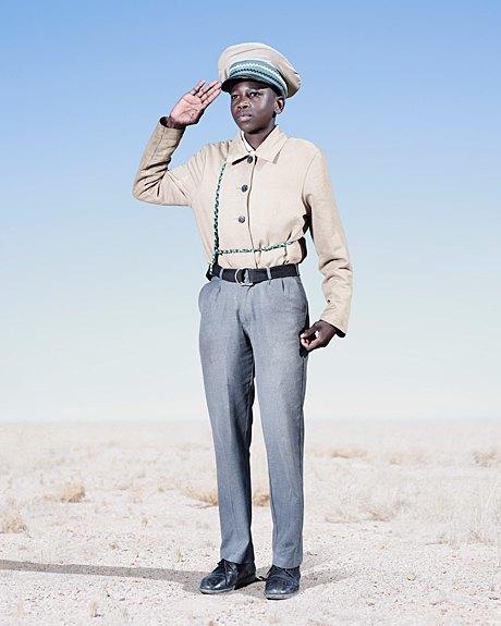 «Гереро»: мода африканского племени как символ неповиновения. Изображение № 4.