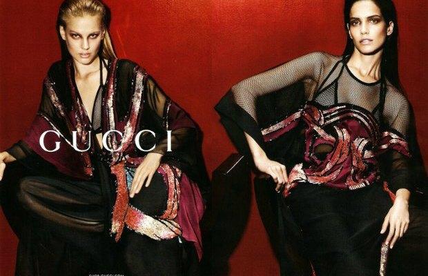 Рекламная кампания Gucci весна-лето — 2014 . Изображение № 44.