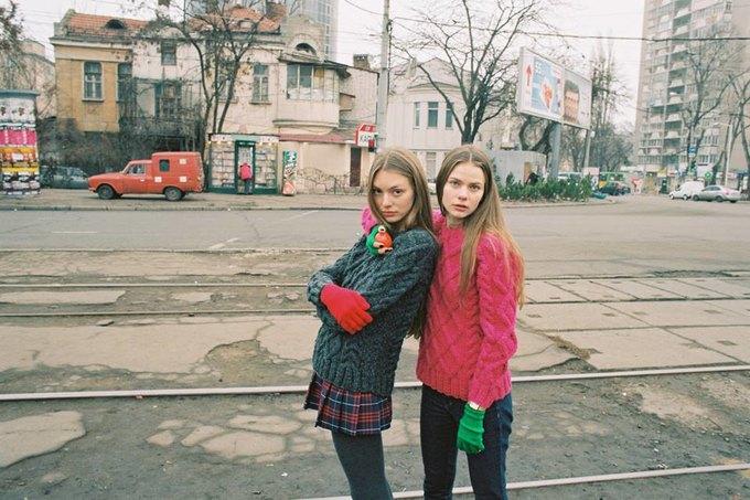 American Apparel сняла новый лукбук в Одессе. Изображение № 3.