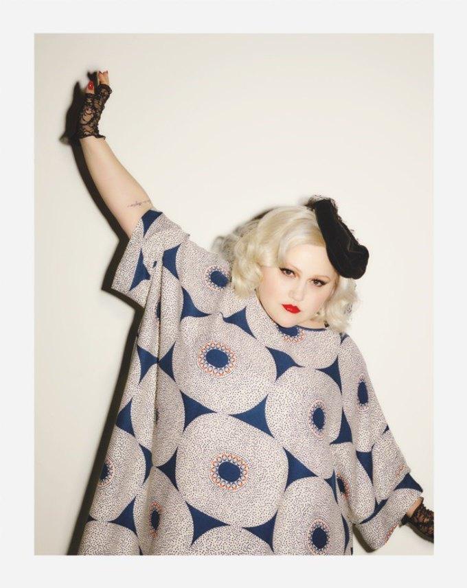 Бет Дитто представила коллекцию  плюс-сайз-одежды. Изображение № 8.