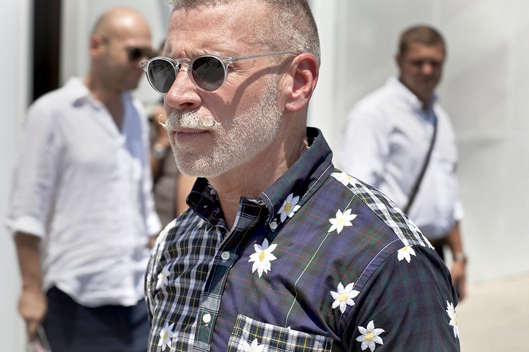 Красивые  мужчины  на Pitti Uomo. Изображение № 19.