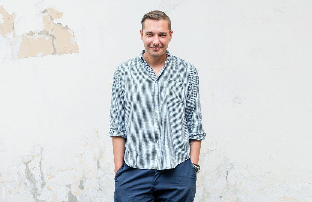 Игорь Компаниец,  старший редактор журнала Port. Изображение № 2.