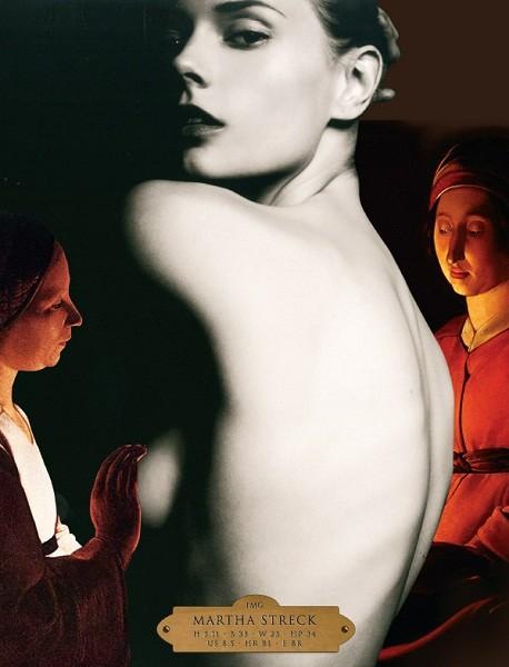 Композитки пяти модельных агентств к Нью-Йоркской неделе моды. Изображение № 111.