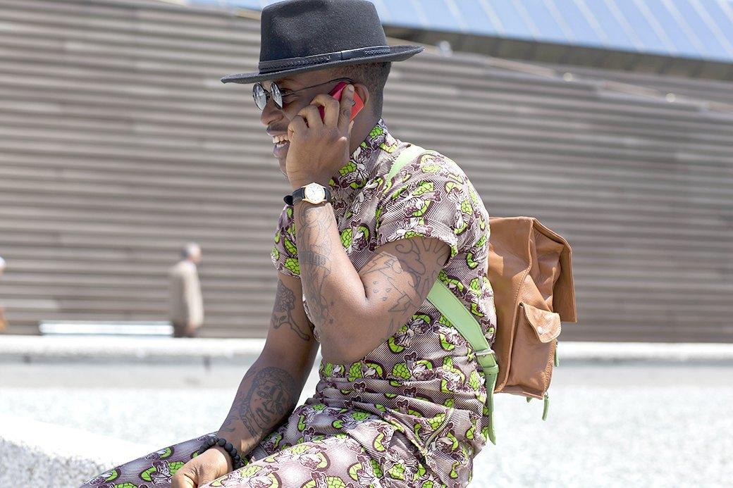 Красивые  мужчины  на Pitti Uomo. Изображение № 28.