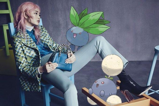 Мода, только лучше: Тумблог Pokemon x Fashion. Изображение № 7.