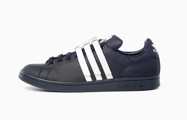 Раф Симонс сделал редизайн кроссовок  Stan Smith. Изображение № 2.