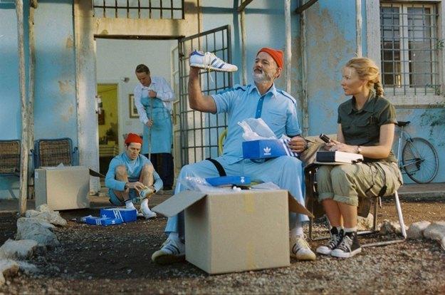 adidas выпустили кроссовки из «Водной жизни Стива Зиссу». Изображение № 2.
