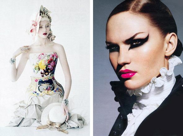 Make up your mind: Идеи и мысли 10 известных визажистов. Изображение № 127.