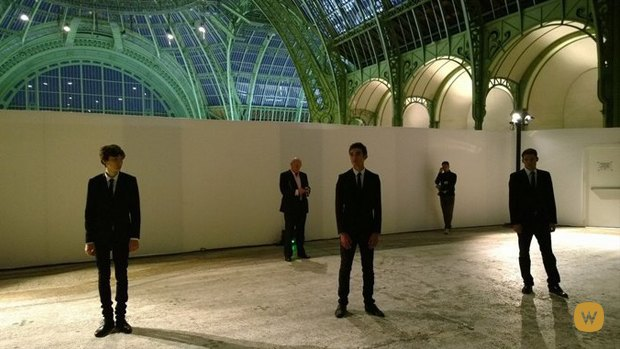 Прямой репортаж  с Paris Fashion Week:  День 7. Изображение № 4.