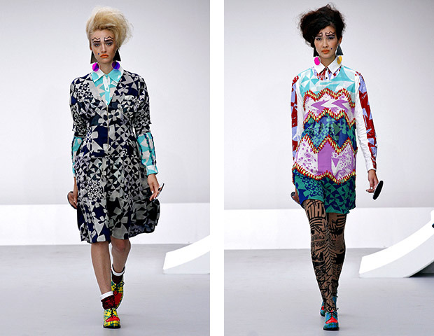 Неделя моды в Лондоне: Показы Burberry Prorsum, Christopher Kane, Mark Fast и Erdem. Изображение № 56.