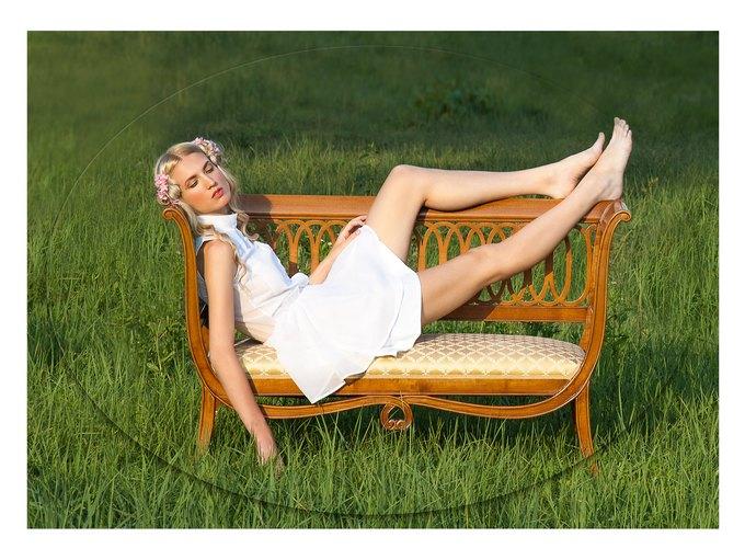 Фото Евгения Павленко, стиль Ксения Шнайдер, модель Ксения Биличкевская. Изображение № 9.