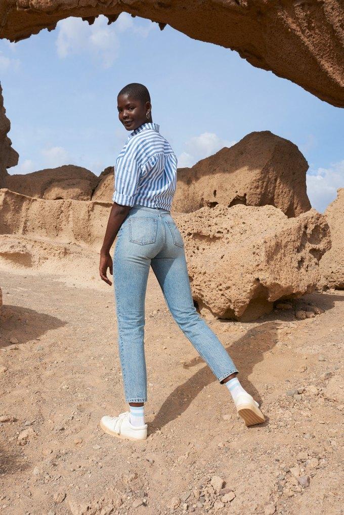 Сила денима: Monki показали лукбук новой коллекции «Just Jeans» . Изображение № 3.