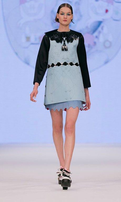 Минджу Ким, фэшн-дизайнер и победитель премии H&M. Изображение № 2.