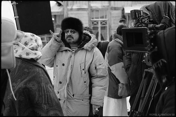 Алексей Балабанов на съемках. Изображение № 20.