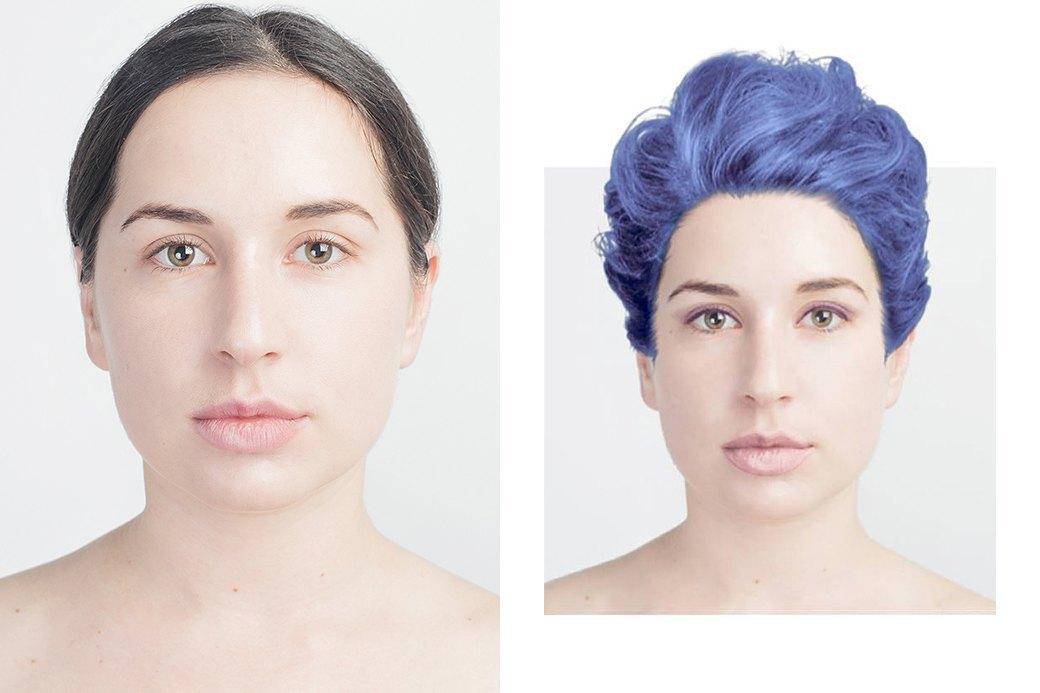 До и после макияжа:  Редакция тестирует  бьюти-приложения. Изображение № 25.