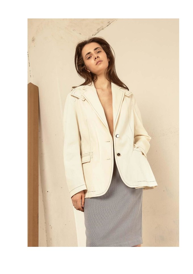 Новая коллекция Sergey Soroka вдохновлена мужским гардеробом. Изображение № 5.