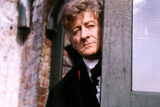 Третий Доктор: Джон Пертви. 1970-1974. Изображение № 3.