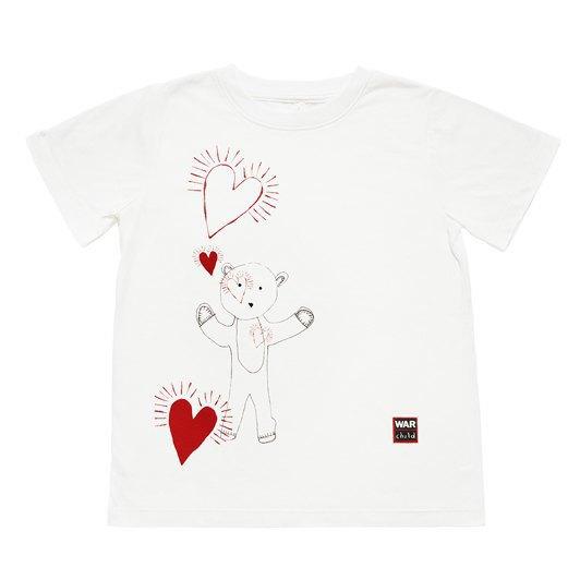 Стелла Маккартни создала футболки, чтобы помочь детям — жертвам войны. Изображение № 2.