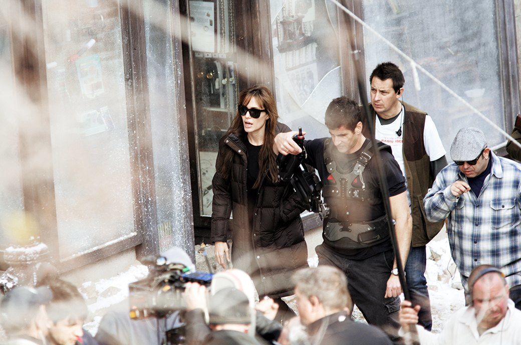 Анджелина Джоли как жертва голливудского лицемерия. Изображение № 2.