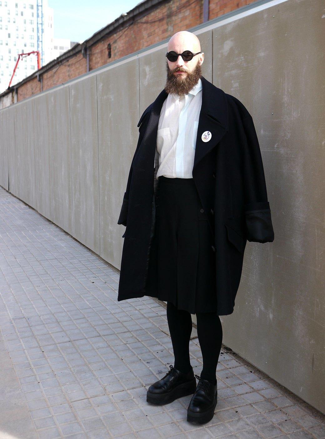 Гости Недели моды в Барселоне. Изображение № 24.
