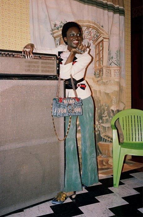 Танцуют все: Кампания Gucci, вдохновлённая 60-ми. Изображение № 15.