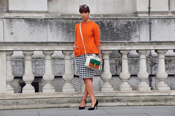 London Fashion Week: Уличный стиль, часть 2. Изображение № 15.