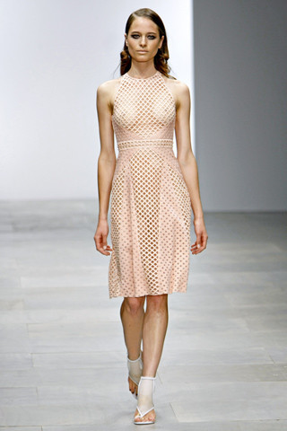 London Fashion Week: Topshop Unique, Acne и Marios Shwab. Изображение № 20.