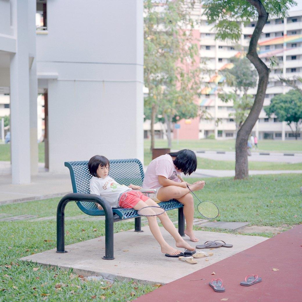 «Сингапур»:  Спальные районы самого яркого города Азии. Изображение № 5.