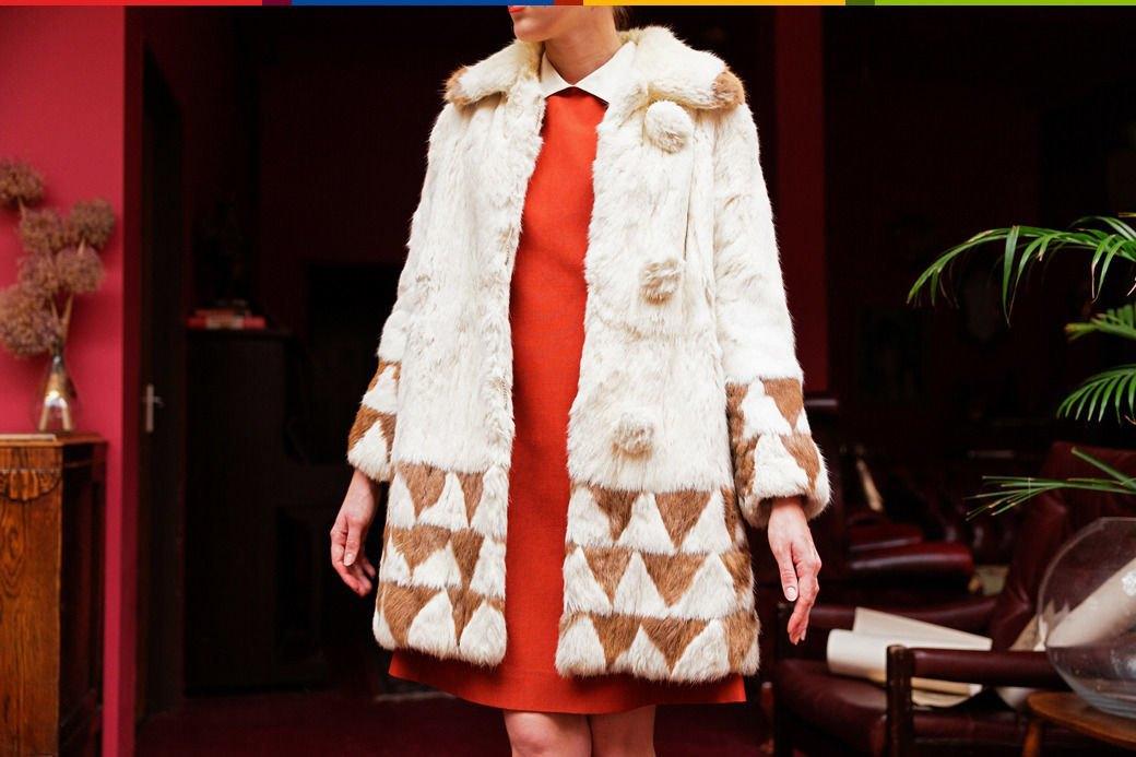 Психоделия: Дизайнер обуви Джорджи Би и ее коллекция винтажа. Изображение № 11.