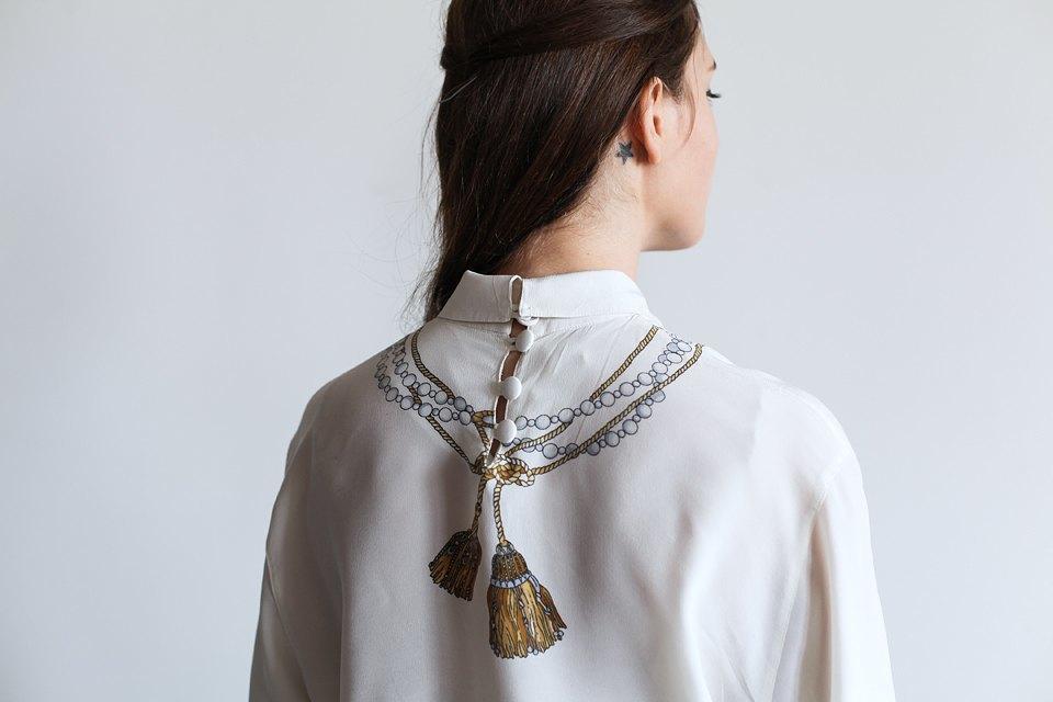 Гардероб: Катя Бутко, блогер и создатель  винтажного магазина. Изображение № 3.