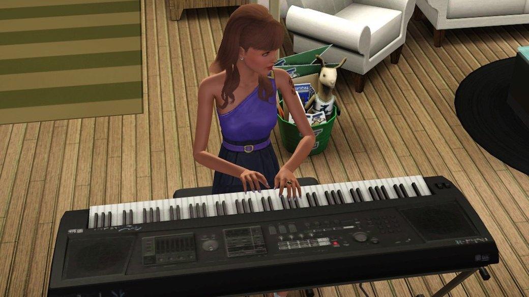 Как юные фанатки The Sims представляют себе взрослую жизнь. Изображение № 16.