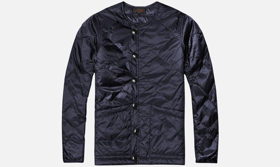 10 тонких и теплых  курток-подстёжек  для тех, кто мёрзнет. Изображение № 2.