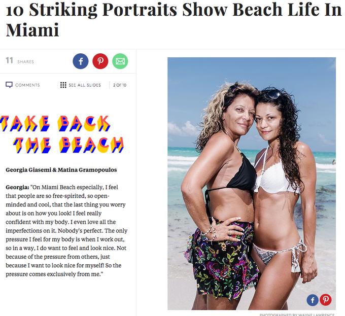 13 женщин показали свое настоящее «пляжное тело». Изображение № 2.