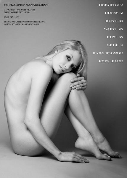 Композитки пяти модельных агентств к Нью-Йоркской неделе моды. Изображение № 3.