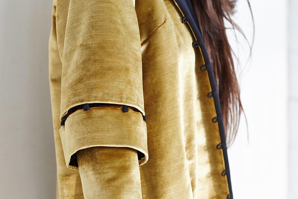Совладелица INDEXflat Анка Цицишвили о любимых нарядах. Изображение № 24.