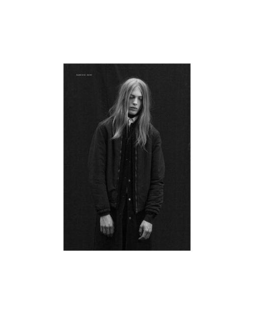 Новые лица: Эрик Андерссон, модель. Изображение № 30.