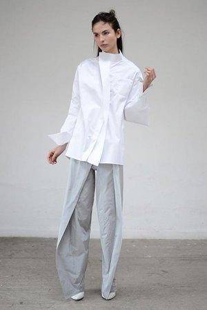 Thomas Tait:  Объемная одежда архитектурных форм. Изображение № 7.