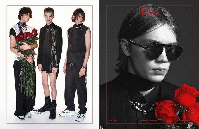 Участники Pet Shop Boys снялись в новой кампании Dior Homme. Изображение № 4.