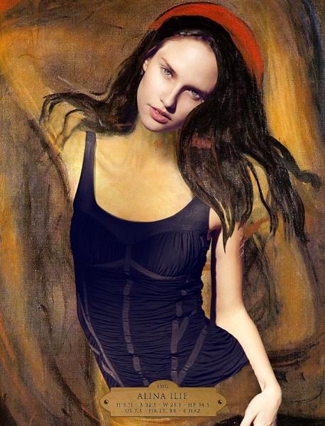 Композитки пяти модельных агентств к Нью-Йоркской неделе моды. Изображение № 95.