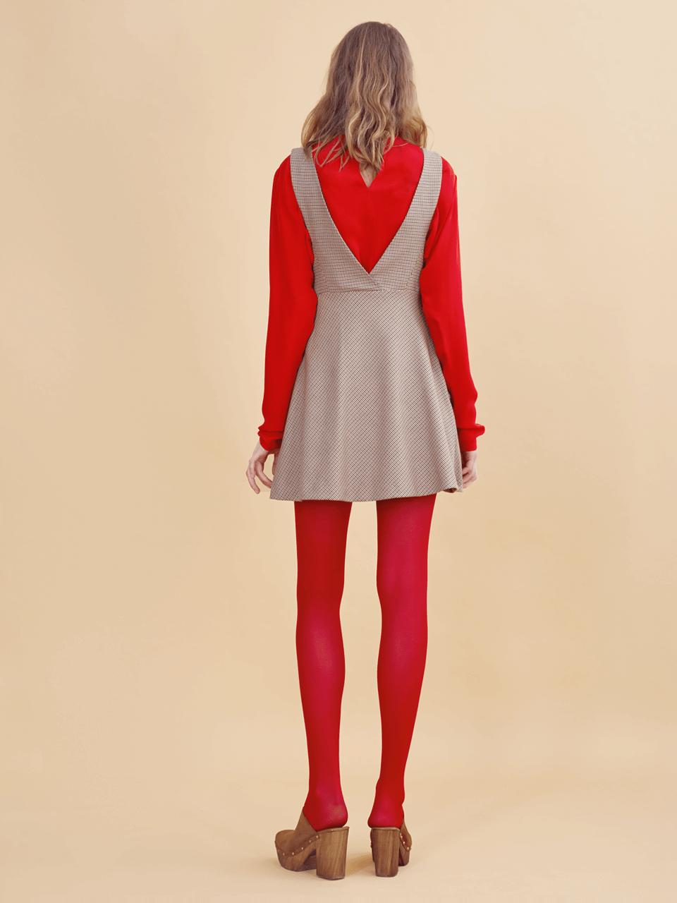 В красном цвете:  Яркие образы для  Нового года и не только. Изображение № 16.