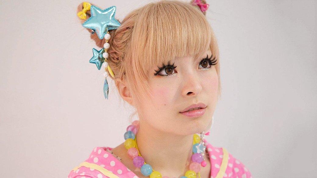 Азиатский экстрим: Гид по взорванному японскому макияжу. Изображение № 3.