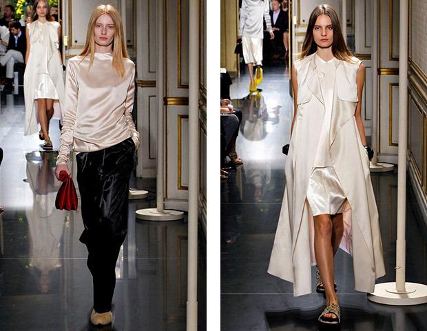 Парижская неделя моды: Показы Kenzo, Celine, Hermes, Givenchy, John Galliano. Изображение № 14.