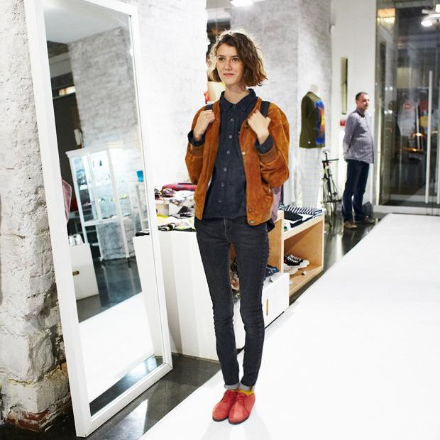 Грош цена: Люди на Fashion's Night Out о самых выгодных покупках. Изображение № 13.