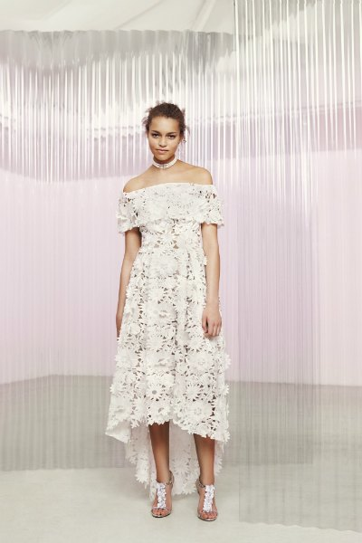 ASOS показали лукбук коллекции свадебных платьев. Изображение № 3.