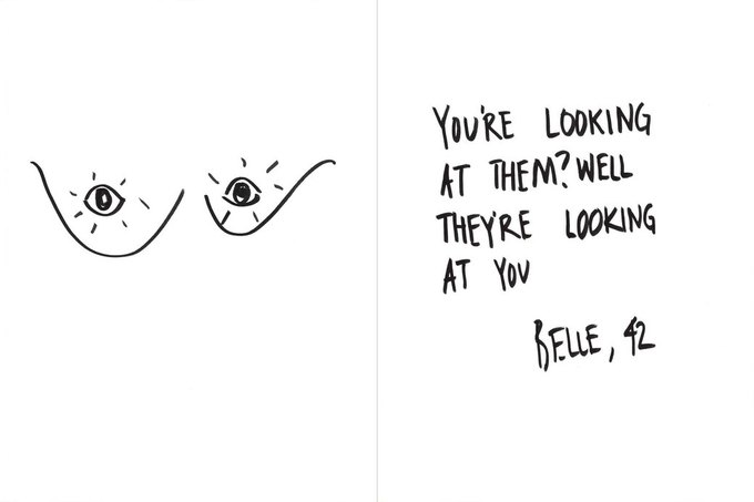 «Ты смотришь на них? Что ж, а они смотрят на тебя», — Белль, 42. Изображение № 26.