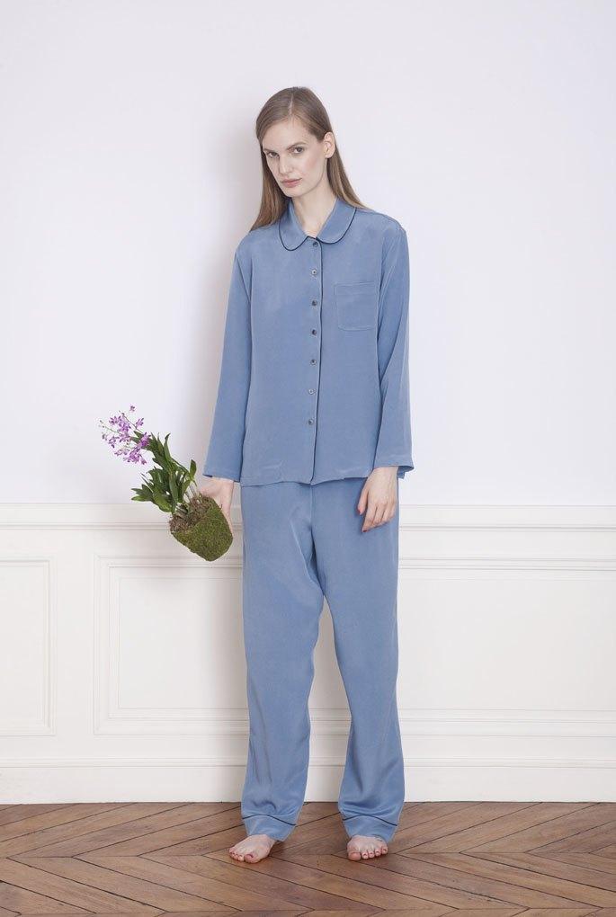 Пижамы из шелка Raphaëlla Riboud. Изображение № 4.