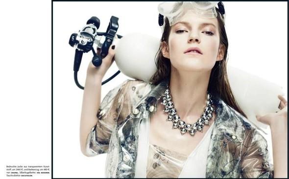 Новые лица: Юлия Сушфаляк, модель. Изображение № 12.