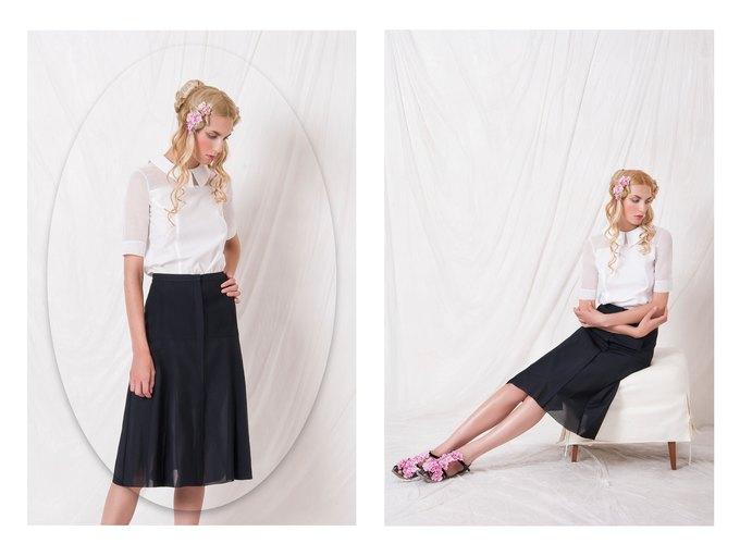 Фото Евгения Павленко, стиль Ксения Шнайдер, модель Ксения Биличкевская. Изображение № 4.