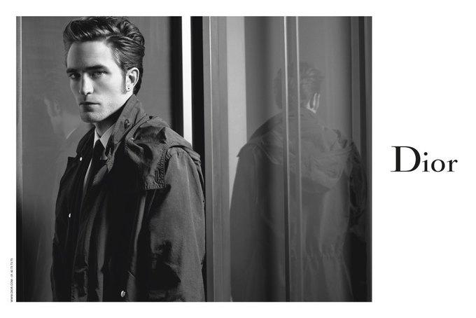 Кристен Стюарт рекламирует Chanel, а Паттинсон — Dior Homme. Изображение № 2.